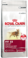 croquettes royal canin chats fit 32 chat animalerie. Black Bedroom Furniture Sets. Home Design Ideas