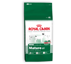 Croquettes Royal Canin Mini-Mature