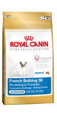 Croquettes Royal Canin Bulldog Français Junior 30